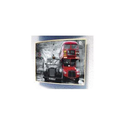 Magazin-Möbel Schlüsselbox City-London
