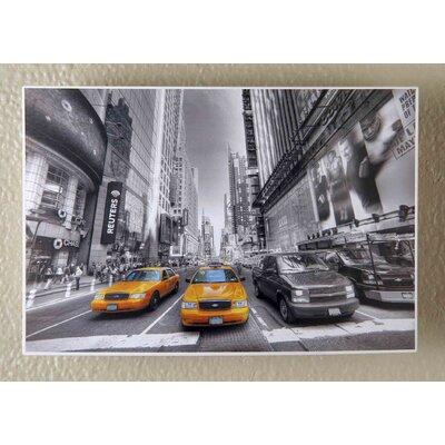 Magazin-Möbel Schlüsselbox City-New York