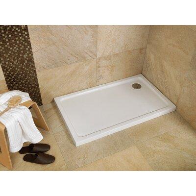 Bathroom Origins Urban 55 Shower Tray in White