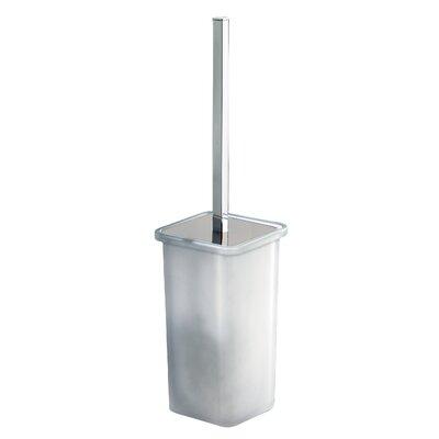 Bathroom Origins Gedy Glamour Free Standing Toilet Brush Holder