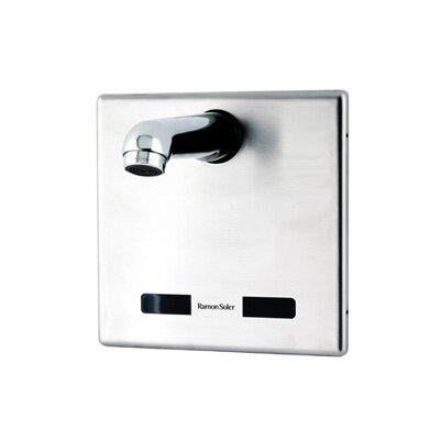 Bathroom Origins Ramon Soler Soltronic Wall Mounted Basin Mixer Less Handles