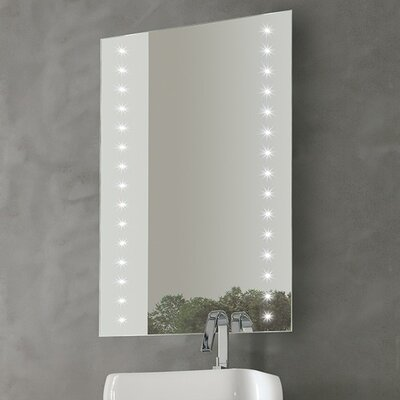 Bathroom Origins Whitestar Mirror