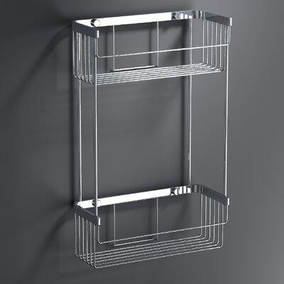 Bathroom Origins Sonia Metal Shower Shelves
