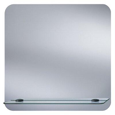 Bathroom Origins Ledge Curve Mirror