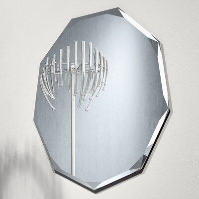 Bathroom Origins Polygon Mirror