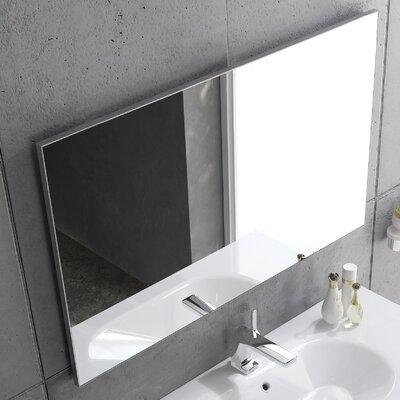 Sonia Aluminium Framed Mirror