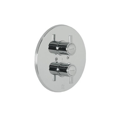 Ramon Soler Thermodrako Twin Concealed Shower Valve with diverter