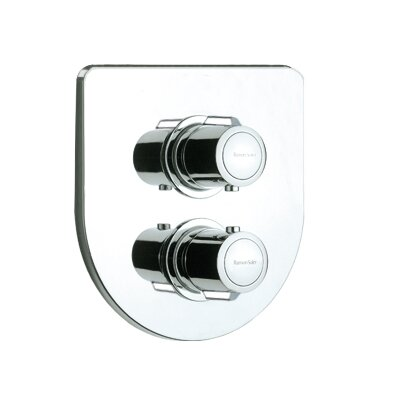 Ramon Soler Thermoarola Twin Concealed Shower Valve