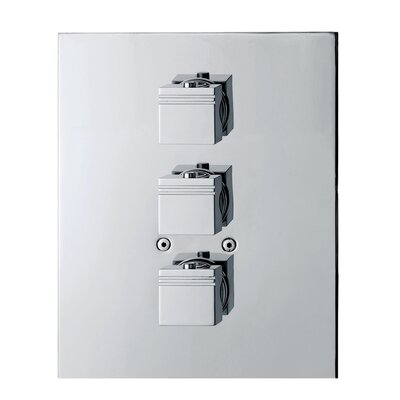Ramon Soler Thermokuatro Triple Concealed Shower Valve