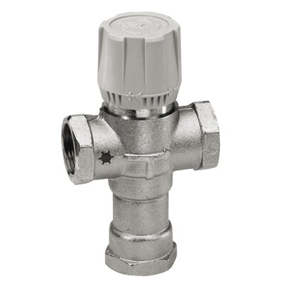 Ramon Soler Soltronic Thermostatic Pre-Mixer Tap with Non-Return Valve