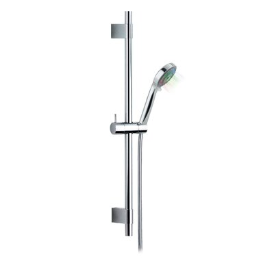 Ramon Soler 70cm Slide Bar with LED Handset and Hose
