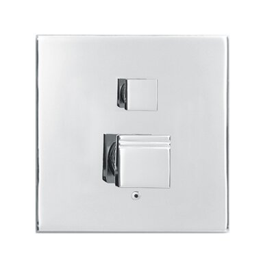 Ramon Soler Kuatro Twin Concealed Shower Valve