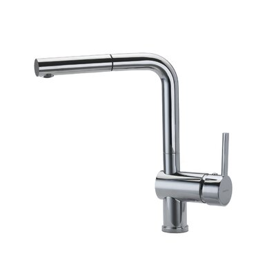 Ramon Soler Drako Single Handle Surface Mounted Monobloc Mixer Tap with Pull Out Spout