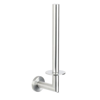 Urban Double Spare Wall Mounted Toilet Roll Holder
