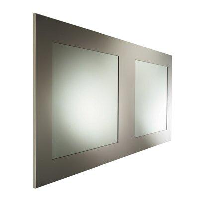 Urban Urban Steel Double Square Frame Mirror