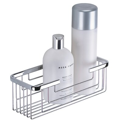 Gedy Gedy Deep Metal Wall Mounted Shower Caddy