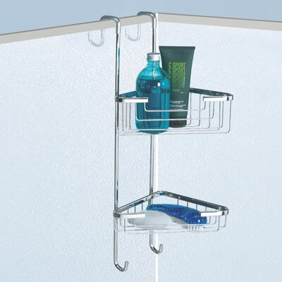 Gedy Metal Hanging Shower Caddy