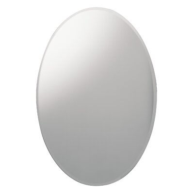 Gedy Oval Bevelled Edge Mirror