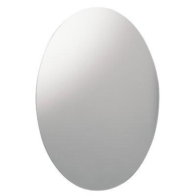 Gedy Oval Polished Edge Mirror