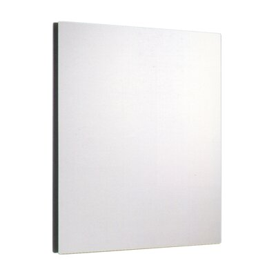 Gedy Rectangle Polished Mirror