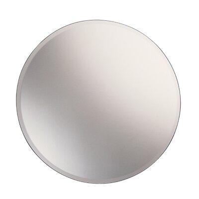 Gedy Round Bevelled Mirror