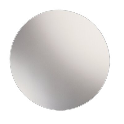 Gedy Round Polished Edge Mirror