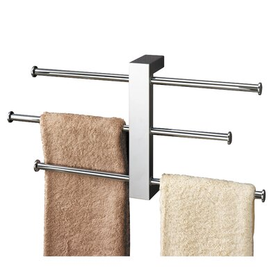 Gedy Bridge 40.5cm Wall Mounted Towel Rack