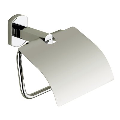 Gedy Edera Wall Mounted Toilet Roll Holder