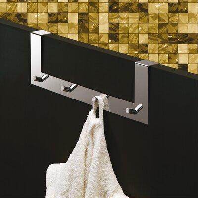 Gedy Multiple Over-the-Door Towel Hook