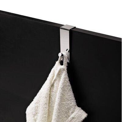Gedy Single Over-the-Door Towel Hook