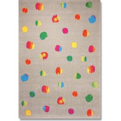 EspritHome Funny Dots Multicoloured Children's Rug