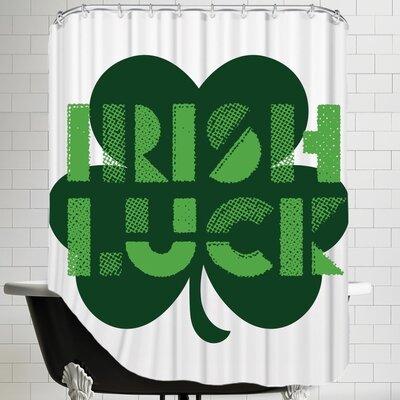 Irish Luck Shower Curtain