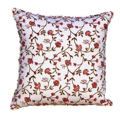 Purvaai Handstamped Outdoor Scatter Cushion