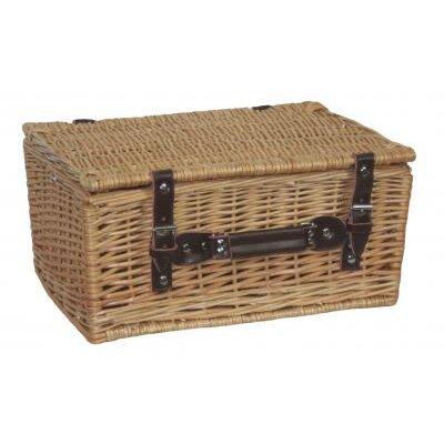 Willow Direct Ltd Buff Picnic Basket