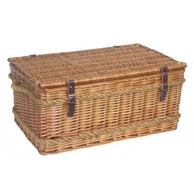 Willow Direct Ltd Picnic Basket with Rope Handled