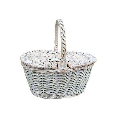 Willow Direct Ltd Child's Lidded Picnic Basket