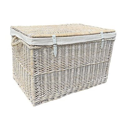 Willow Direct Ltd Storage Picnic Basket with Lining