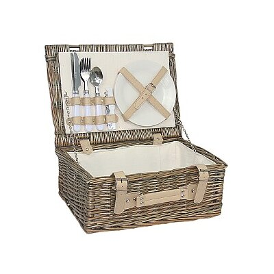 Willow Direct Ltd Fitted Picnic Basket