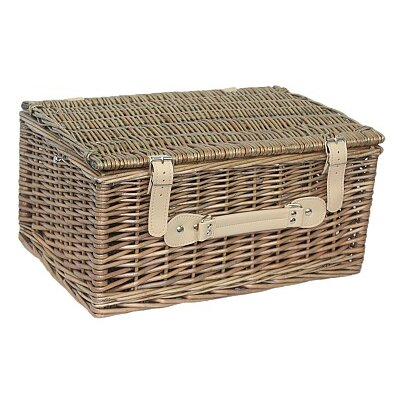 Willow Direct Ltd Lined Picnic Basket