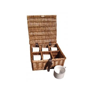 Willow Direct Ltd 6 Cup Picnic Basket