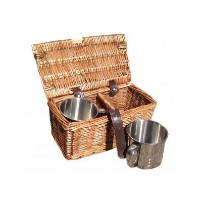 Willow Direct Ltd 2 Mug Picnic Basket