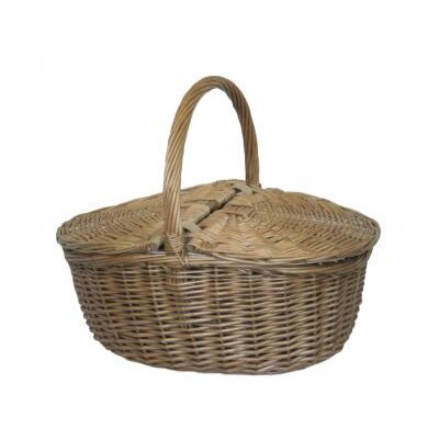 Willow Direct Ltd Oval Picnic Basket