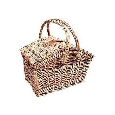 Willow Direct Ltd Classic English Picnic Basket