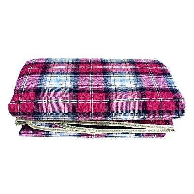 Willow Direct Ltd Deluxe Tartan Picnic Rug
