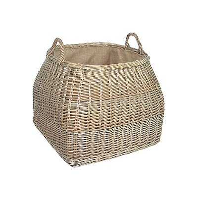 Willow Direct Ltd Tapered Square Log Basket