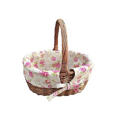 Willow Direct Ltd Oval Shopper Basket