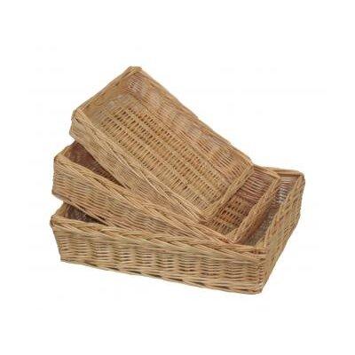Willow Direct Ltd 3 Piece Basket Set