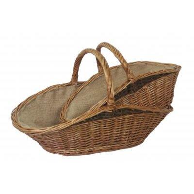 Willow Direct Ltd 2 Piece Harvesting Basket Set
