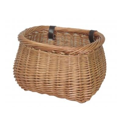 Willow Direct Ltd Heritage Pot-Bellied Bike Basket