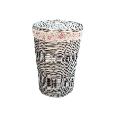 Willow Direct Ltd Hamper with Garden Rose Lining